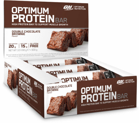 Заказать Optimum Protein Bar (60 гр) (Optimum Nutrition) - цена  руб.