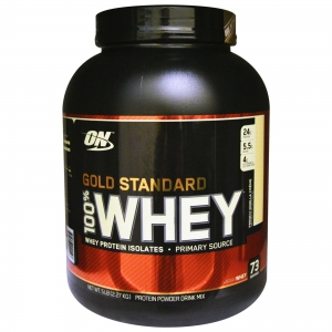 Заказать 100% Whey Gold Standard (2270 гр) (77 порц) (Optimum Nutrition) - цена  руб.
