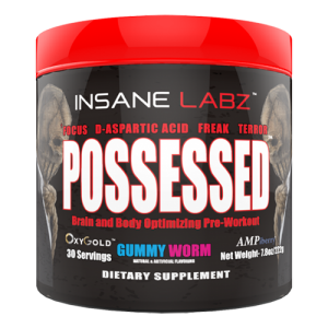 Possessed (пробник - 1 порц) (Insane Labz)