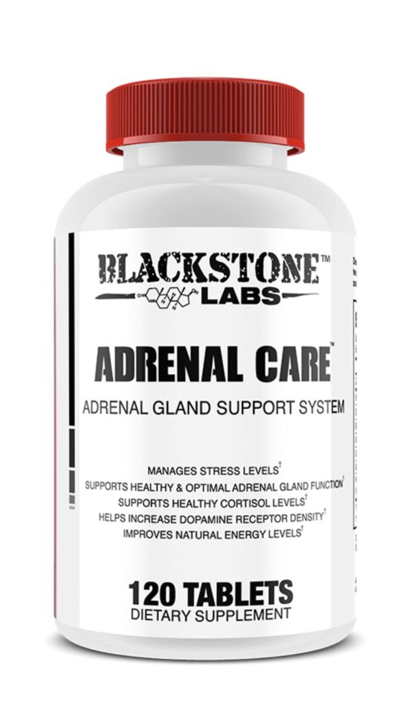 Заказать Adrenal Care (120 табл) (Blackstone Labs) - цена  руб.