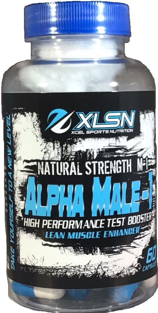 Alpha Male-1 (60 капс) (Xcel Sports Nutrition)