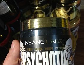 НОВЫЙ Psychotic Gold от Insane Labz!