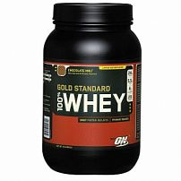 100% Whey Gold Standard (909 гр) (28 порц) (Optimum Nutrition)