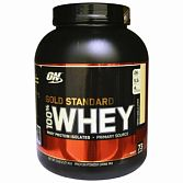 100% Whey Gold Standard (2270 гр) (77 порц) (Optimum Nutrition)