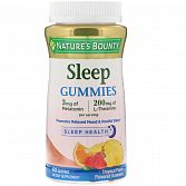 Sleep Gummies (60 жев.конфет) (Nature's Bounty)